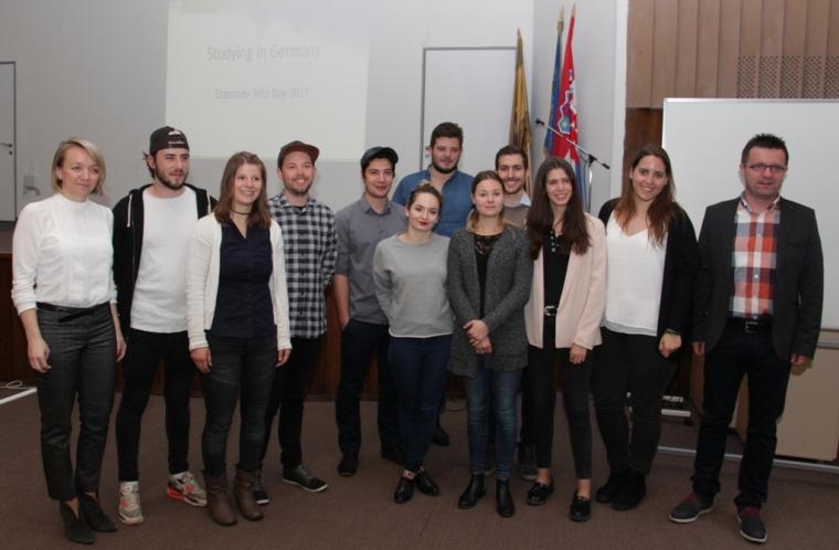 Deset studenata s četiri europska fakulteta studiraju u Požegi
