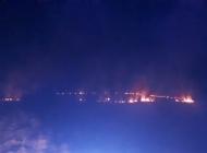 Veliki šumski požar iznad Gornjih Vrhovaca