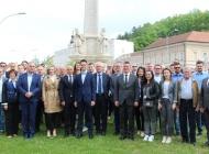 Kandidati HDZ-a za Europski parlament gostovali u Požeštini