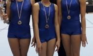 Požeški gimnastičari osvojili ekipno 2. i 3. mjesto