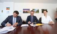 Pet županija istočne Hrvatske uključene u Prometni master plan vrijedan 6,6 milijuna kuna - temelj za buduće prometne projekte, ekonomski i socijalni rast