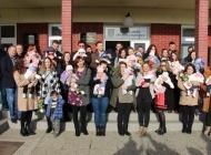 Svečani prijem za 22-je novorođenih beba na području općine Jakšić