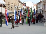 Uz Dan branitelja županije položeni vijenci, održana Svečana akademija i promocija knjige iz Domovinskog rata