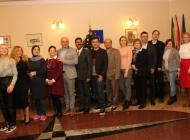 Gradonačelnik Puljašić primio goste iz Azerbajdžana, Brazila, Butana, Bjelorusije, Češke, Indije, Kanade i Ukrajine