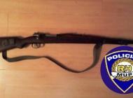 Pronašli i oduzeli ručno rađenu pušku od 76-godišnjaka