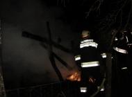 Požar na gospodarskoj zgradi u Podgorju