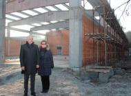 Završetak izgradnje dvorane OŠ Dobriša Cesarić očekuje se do iduće školske godine