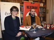 Novinarka Ivana Dragičević u Požegi predstavila knjigu Nejednaki