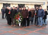 Uz svečanost obilježavanja položeni vijenci uz spomenik poginulim hrvatskim braniteljima 123. brigade