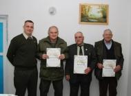Odlikovali najbolje i dodijelili priznanja za 10, 20, 30 i 40 godina staža u lovačkom društvu