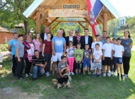 Izgradili na dječjem igralištu novu sjenicu i teren za boćalište