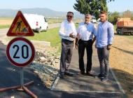 Izgradnja dugo očekivane pješačke staze za učenike i stanovnike Ovčara prema Vetovu