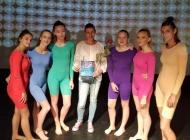 Osvojile prestižnu nagradu za najuspješniji nastup suvremenog plesa