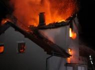 Priopćenje za javnost DVD-a Pleternica o gašenju požara obiteljske kuće u Kuzmici