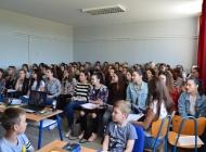 Ogledno predavanje za studente Fakulteta odgojnih i obrazovnih znanosti iz Osijeka