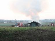 Požar staje i gospodarskih zgrada u Mihaljevcima