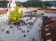 Obavijest - prometovanje šetališnom zonom i Trgom svete Terezije