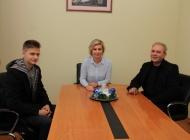 Josip Bilić dobio novčanu potporu gradonačelnice Antonije Jozić za karate uspjeh