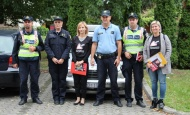 """Edukativno-preventivna akcija policije usmjerena na pojas, mobitel i """"Autosjedalica uvijek i bez iznimke"""""""