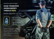 Dani tehničke ispravnosti vozila – obavijest i poziv za sudjelovanje