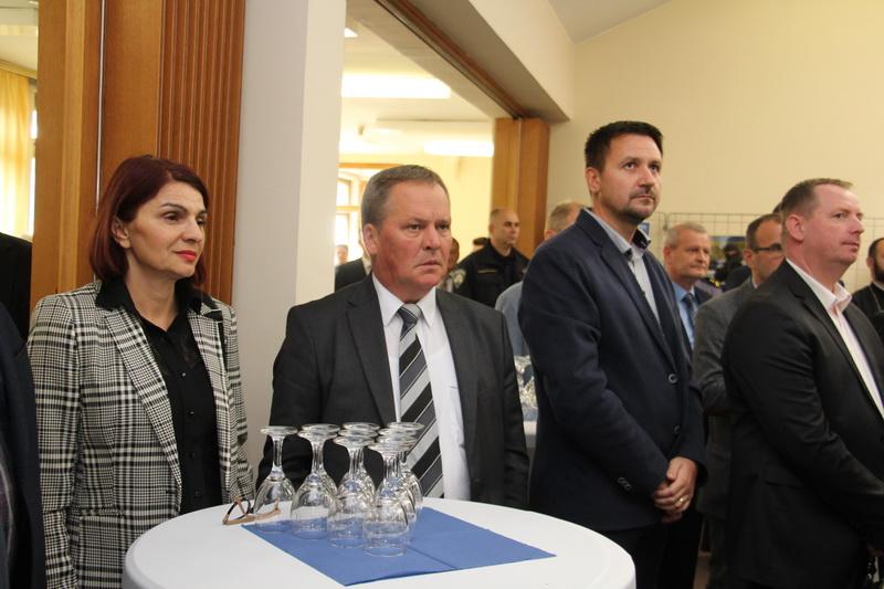 Vlade i ministar obrane RH Damir Krstičević, posebni savjetnik ministra gosp.