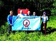 HPD Gojzerica na novootvorenom Jubilarnom jankovačkom planinarskom putu od 17 km