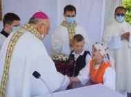 Hodočašće osnovnoškolske djece i ministranata Požeške biskupije u središnjem biskupijskom marijanskom svetištu Gospe Voćinske