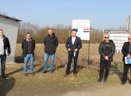 Počela izgradnja vodovodne mreže u naselju Tominovac