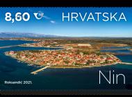 Prva prijestolnica Hrvata na novim poštanskim markama