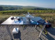 Monitoring vinograda Veleučilišta u Požegi primjenom metode daljinskih istraživanja dronovima