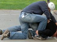 Dvojica mladića 19 i 21-godišnjak se potukli na ulici, naravno uz alkohol