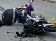 Vozač mopeda s 1,73 alkohola pao u vožnji na parkiralištu i ozlijedio se