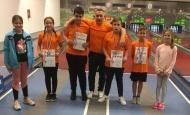 """Naranče"" nastavljaju s osvajanjem odličja: najmlađi članovi Kuglačkog kluba ""Nove nade"" osvojili 5 medalja na državnom prvenstvu"