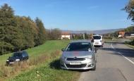 Prometna nesreća kod Mihaljevaca između terenca i medicinskog vozila