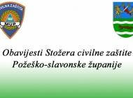 14. dan bez novooboljelih osoba u Požeško-slavonskoj županiji