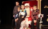 Darovi grada Požega uz Djeda Božićnjaka za socijalno slabije i djecu oboljelu od rijetkih bolesti