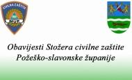 Rekordi i u Požeško-slavonskoj županiji sa 32 novo zaražena korona virusom tako da sad imamo 134 oboljela od Covid 19