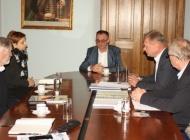 Radni sastanak župana Tomaševića s predstavnicima Hrvatskih voda