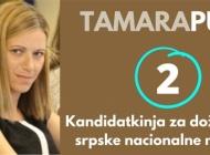 Kandidatkinja za zamjenika župana ispred srpske nacionalne manjine obratila se pismom svojim biračima